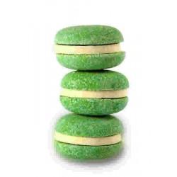 Sucette de savon roulé Citron vert
