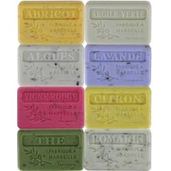 """Sachet de 4 savons """"Aquatiques"""""""