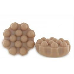 100 perles de bain dans un bocal en verre - ANIMAUX