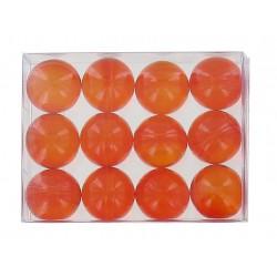 LOVE: Lot de 4 boîtes de 12 perles d'huile de bain